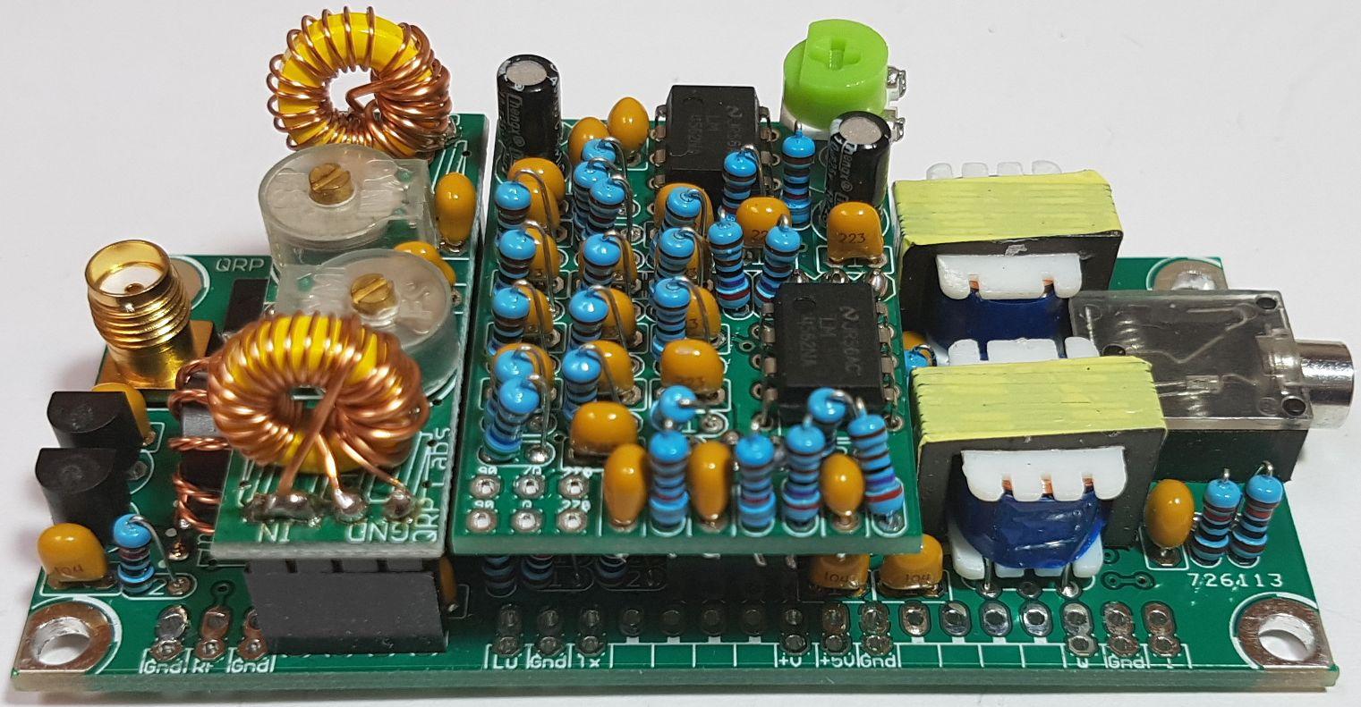 New WSPR receiver kit   WSPRnet
